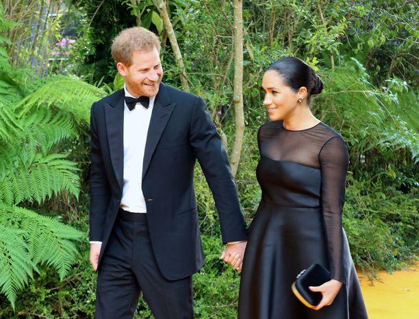 Sussexin herttuapari tekee paljon hyväntekeväisyystyötä.