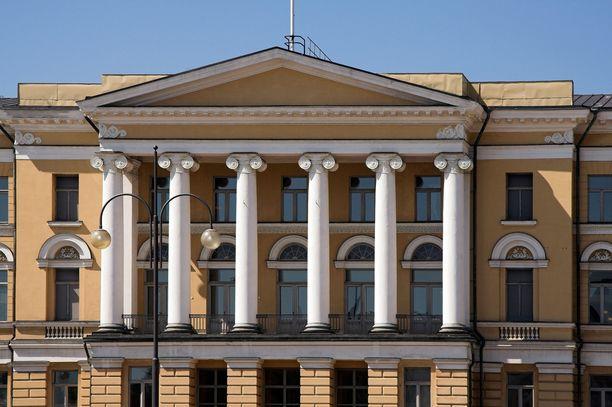 Helsingin yliopisto arvioi, että ääni johtui louhosräjäytyksestä.