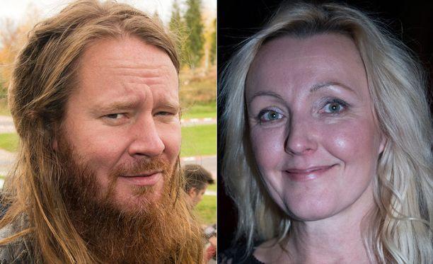 Jouni Hynynen ja Mari Perankoski eivät ole juuri puhuneet parisuhteestaan julkisuudessa.