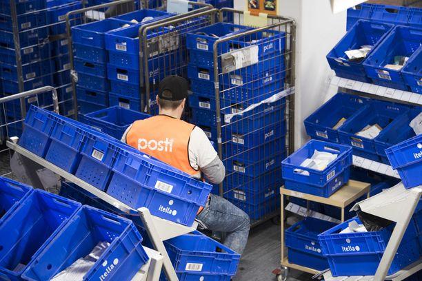 Postin työntekijät hävisivät kiistan taukojen pitämisestä. Kuvituskuva.