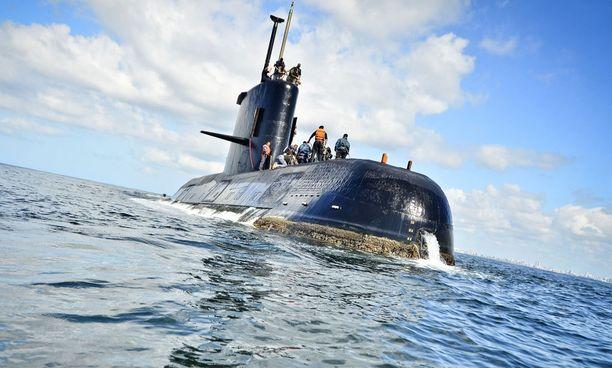 Amerikkalaiskone on tehnyt havainnon eteläisellä Atlantilla olevasta esineestä.