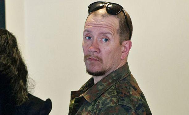 Marraskuussa paennut Juha Valjakkala saatiin nyt kiinni.