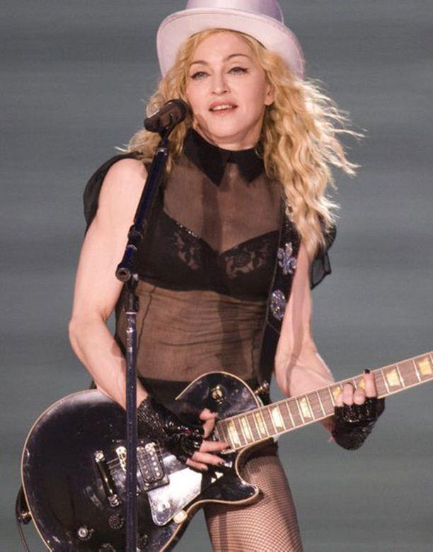 Madonnan elokuinen Suomen-keikka kantaa yhä hedelmää.
