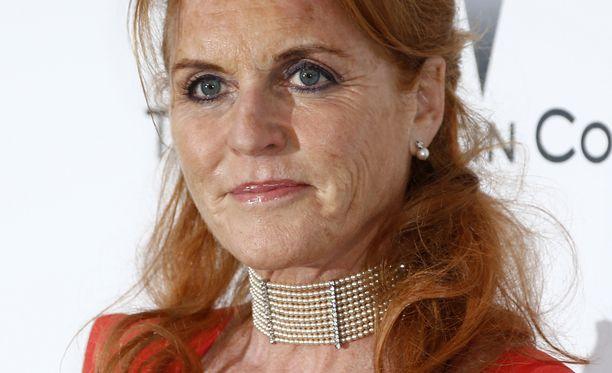 Yorkin herttuatar ei ole väleissä kaikkien hovin jäsenten kanssa.