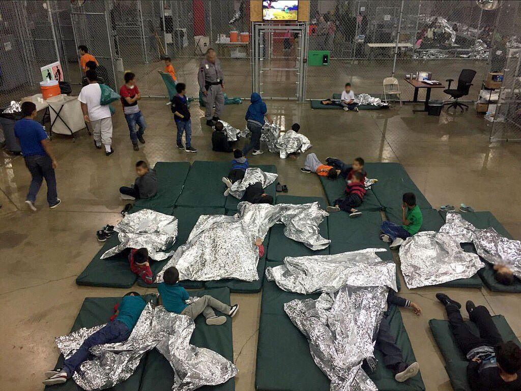 """Ääninauha itkevistä lapsista lisäsi kierroksia USA:n rajavalvontakohuun: """"Meillä on täällä orkesteri"""""""