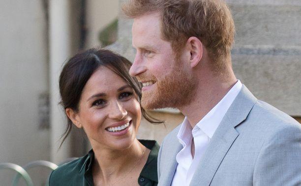 Jos australialaista leskirouvaa on uskominen, prinssi Harry tuoksuu miehekkäältä.