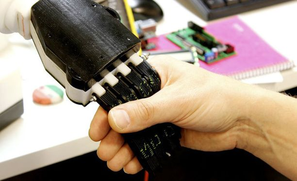Virtuoso-robottikäsi voi olla avuksi esimerkiksi terveydenhuollossa.
