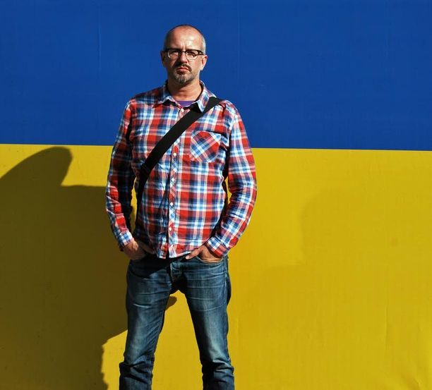 Ukrainasta raportoi Iltalehden toimittaja Tommi Parkkonen.