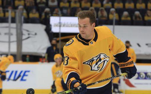 NHL-seura myi ruotsalaishyökkääjänsä halvalla – maanmiehen reaktio kertoo kaiken