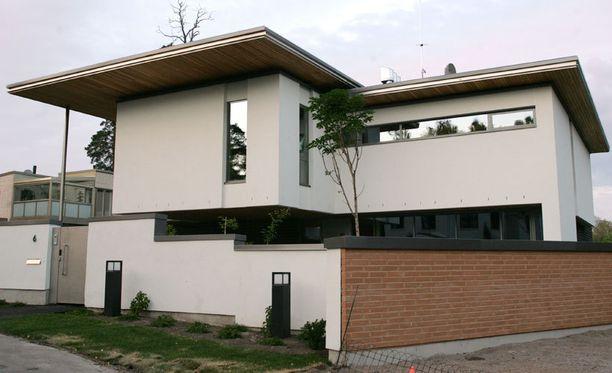 Kimin Helsingin talo on valmistunut vuonna 2004.