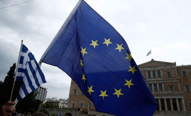BBC:n mukaan Kreikka-tilanteessa on neljä erilaista mahdollista lopputulosta.