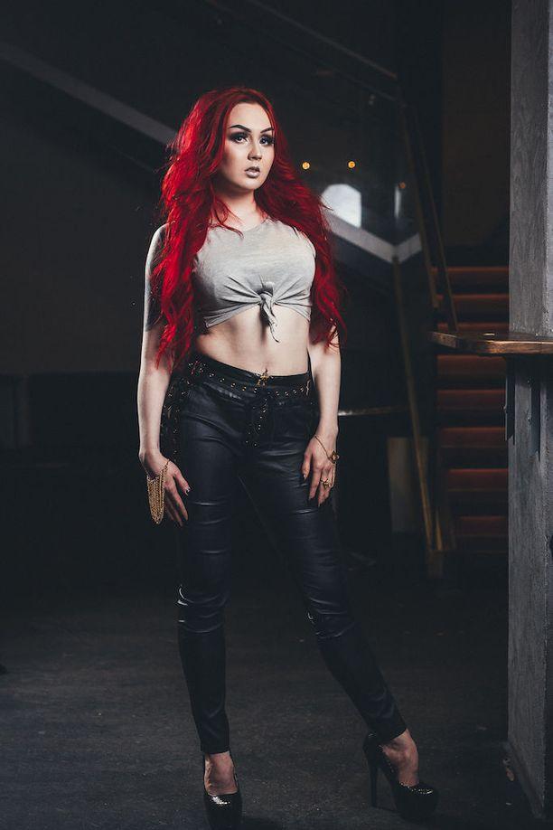 Emma-Sofia Lehto, 20, Tampere