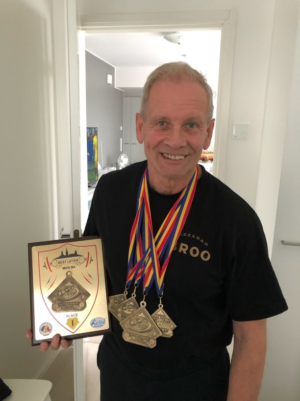 Lasse Selin vuoli kultaa Romaniasta.