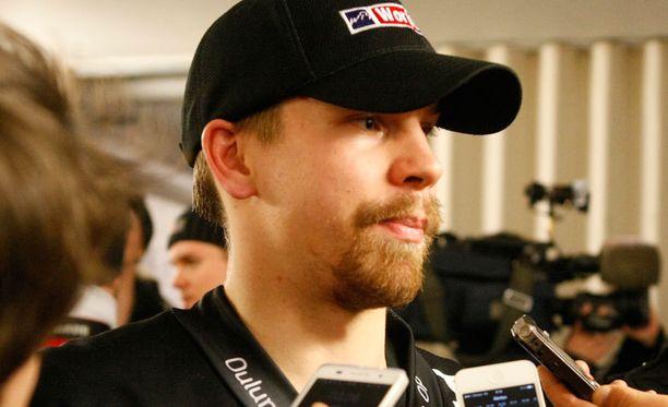 Joonas Donskoi on vahva ehdokas Suomen MM-joukkueeseen.