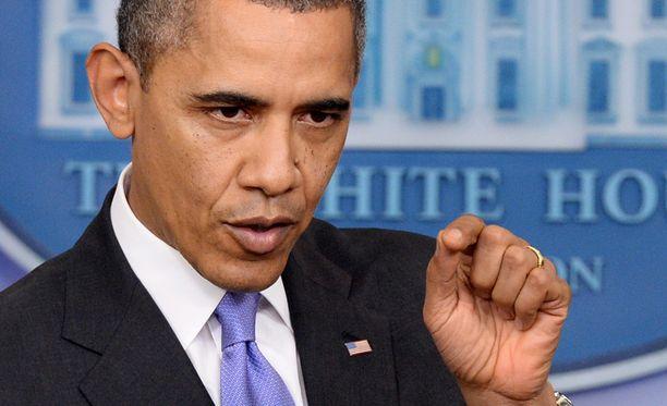 Yhdysvaltain presidentti Barack Obama lähetti terveisensä Etelä-Sudaniin.