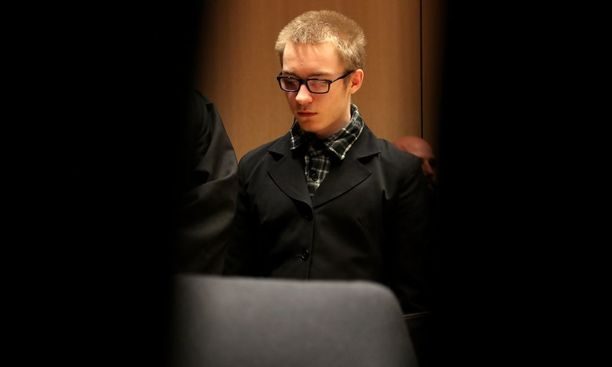 Marcel Hesse teki järkyttävän kaksoismurhan viime maaliskussa ja sai tuomionsa eilen.