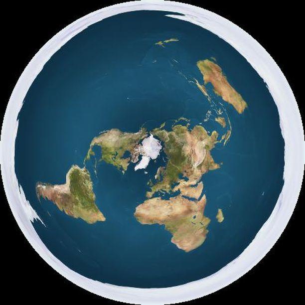 – Meidän mukaamme tämä on liikkumaton, suljettu systeemi, joka ei leiju missään avaruudessa. Yllämme on taivaankansi ja taivaankappaleet kiertävät maanpiirin yllä, Flat Earth Finland -ryhmän ylläpidosta kerrotaan Iltalehdelle.