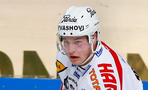 Markus Nenosen rannetta on kehuttu SM-liigan parhaaksi.