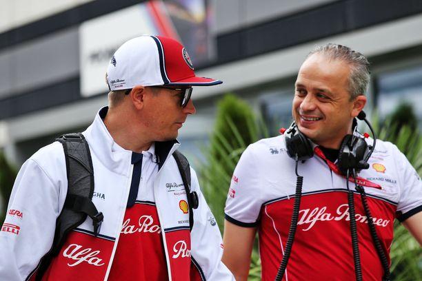 Kimi Räikköselle ei jäänyt Venäjän GP:stä juuri mitään muisteltavaa.