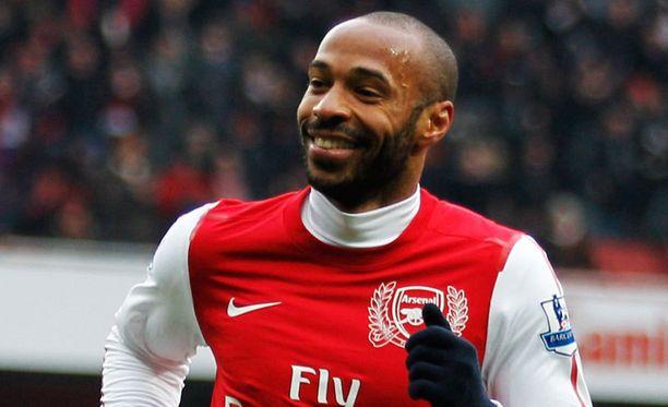 Thierry Henry ryhtyy tv-ekspertiksi.