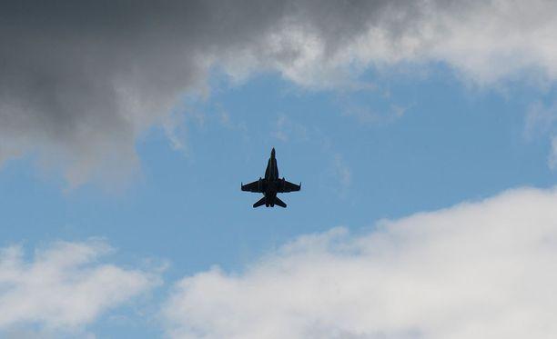 Hornet-koneiden tilalle on tyrkyllä omien valmistajien koneita.