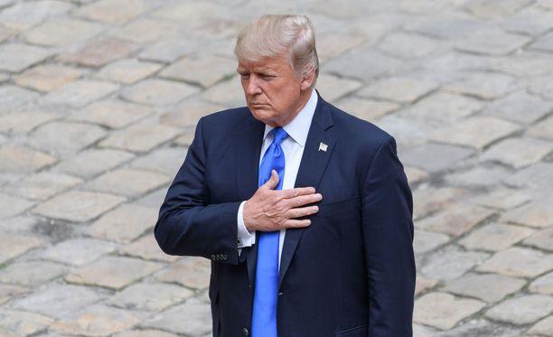 Trump uhkaa upota selitysten suohon Venäjä-selvitysten edetessä.