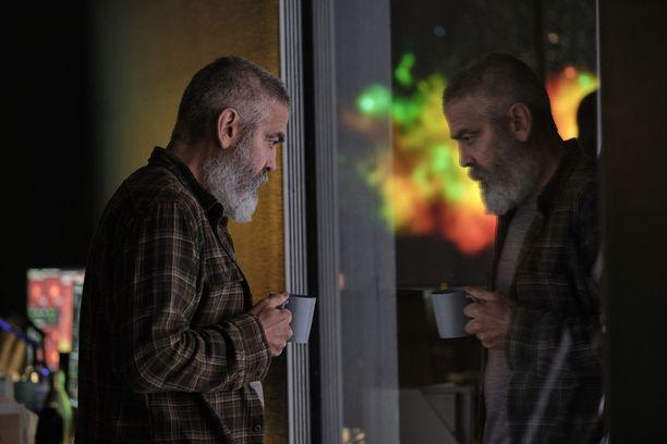 George Clooney riudutti itseään uutta elokuvarooliaan varten.