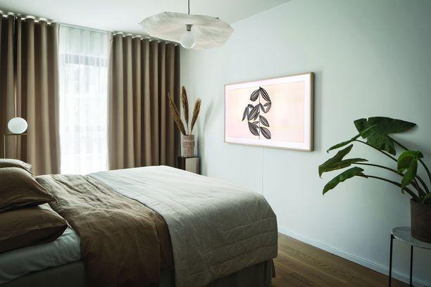 Television paikka on muuallakin kuin olohuoneessa. Samsungin monipuoliset vaihtoehdot takaavat sopivan vaihtoehdon kodin kaikkiin huoneisiin.