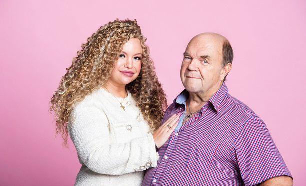 Johannan Markku-isä tukee tytärtään taistelussa alkoholismia vastaan.