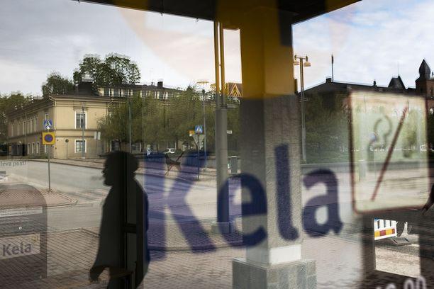 Toimeentulotuen siirto Kelaan ei mennyt kuin Strömsössä ja asiakas kärsii. Kuva, Elias Lahtinen.