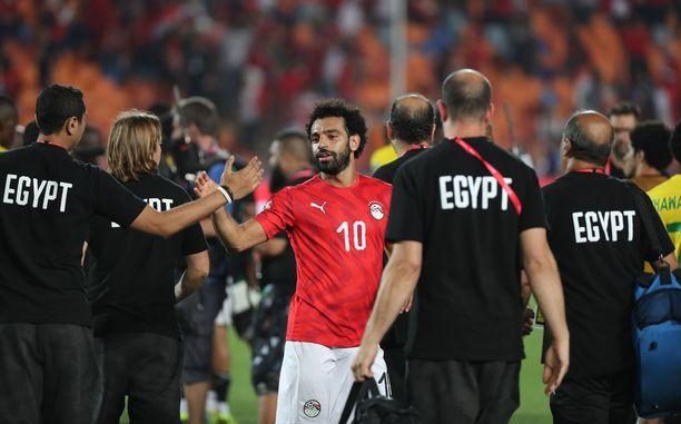 Mo Salahin tähdittämä Egypti avasi Afrikan mestaruusturnauksen 1-0-voitolla Zimbabwesta.