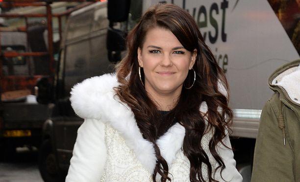 Saara Aalto on seuraavan kerran tulessa X Factor -kilpailussa lauantaina.