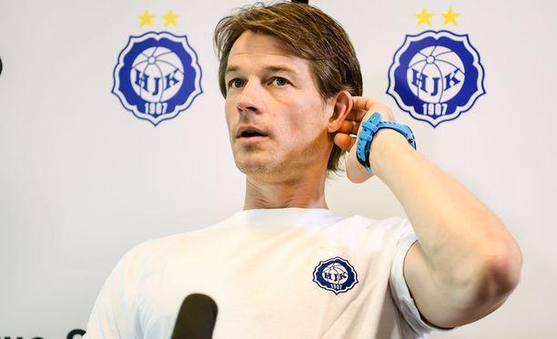 Mika Lehkosuon luotsaama HJK lähtee otteluparin toiseen osaan tappiotilanteesta.