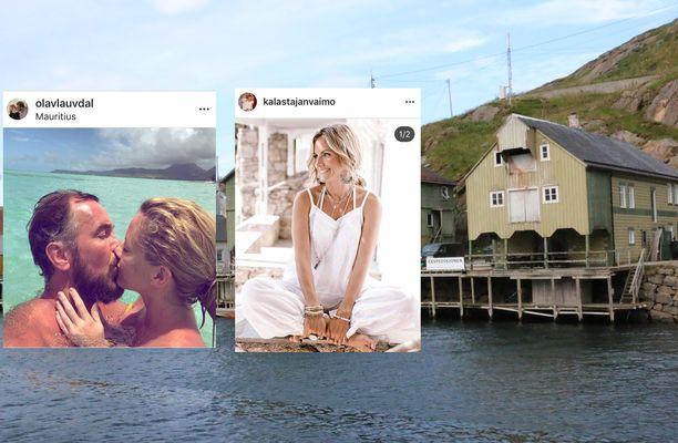 Johanna Alvestad jätti kalastajamiehensä, uusi rakas on rikas lääkäri.