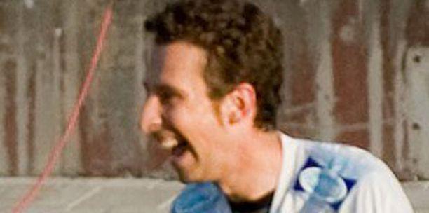 Tamas Gruborovicsilla oli syytä hymyyn vierasvoitossa.