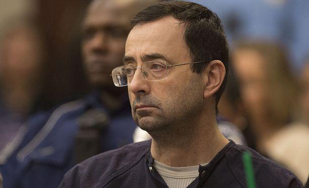 Larry Nassar sai 175 vuoden vankeustuomion naisvoimistelijoiden seksuaalisesta ahdistelusta