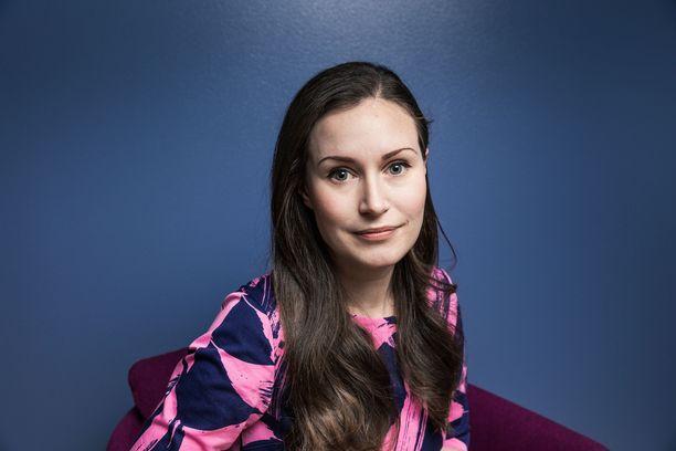 SDP:n varapuheenjohtaja Sanna Marista, 34, tulee Suomen seuraava pääministeri.