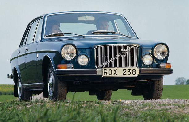 Iso Volvo oli suunnattu erityisesti Amerikan markkinoille.