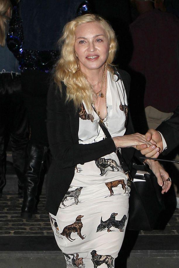 Madonna juhlii ensi vuonna 60-vuotispäiviään.