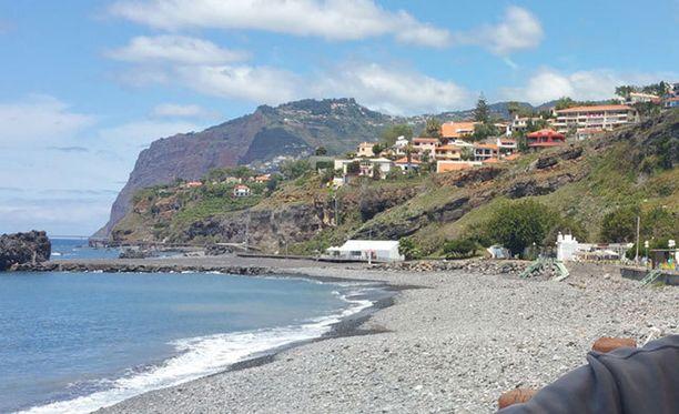 Veikko Vallinin etätyöparatiisi on Madeiralla.