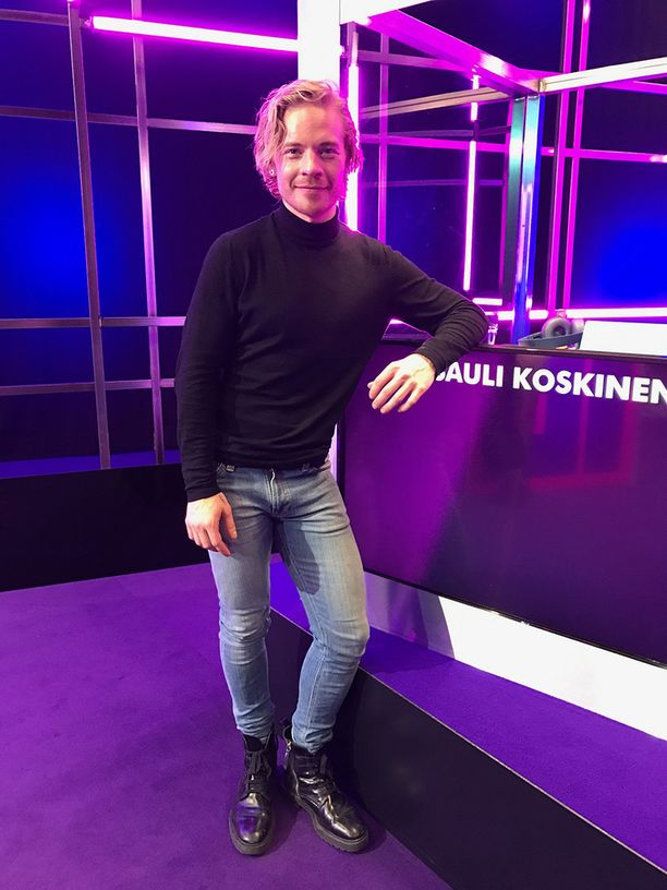 Sauli Koskinen opiskeli personal traineriksi vuoden kestävässä koulutuksessa.