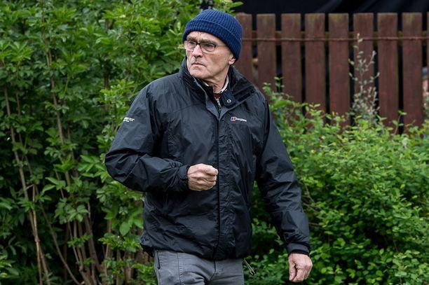 Ohjaaja Danny Boyle palkittiin Oscarilla Slummien miljonääri -elokuvasta vuonna 2009.