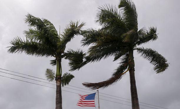 Irma hurrikaani liikkuu kohti eteläistä Floridaa.