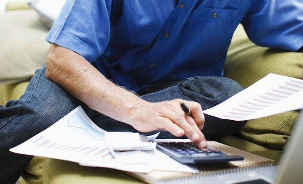 Kirjanpidon ja laskentatoimen ammattilaisille on töitä.