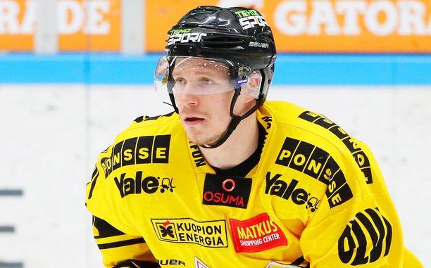 Janne Keränen siirtyy takaisin Lukko-paitaan.