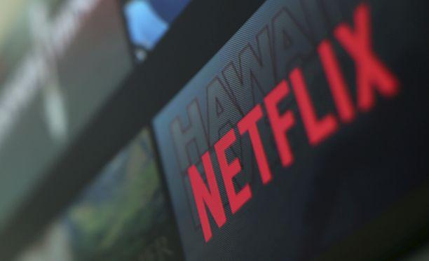Netflix näyttää sarjojensa mainoksia jaksojen välillä.