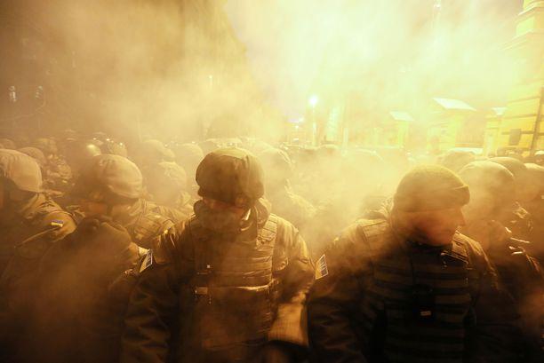 Sota jatkuu Itä-Ukrainassa edelleen, vaikka kiivaimmat taistelut ovat toistaiseksi ohi.