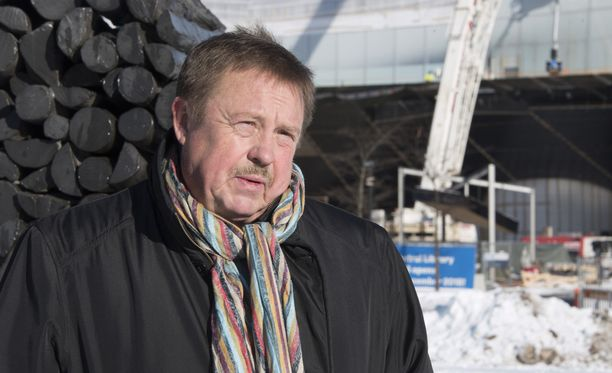 Jukka Linkola ei järkytykseltään osannut ensin edes iloita pelastumisestaan.