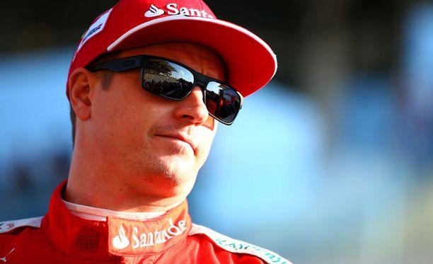 Kimi Räikkösen ajotyyli on otettu huomioon uudessa Ferrarissa.