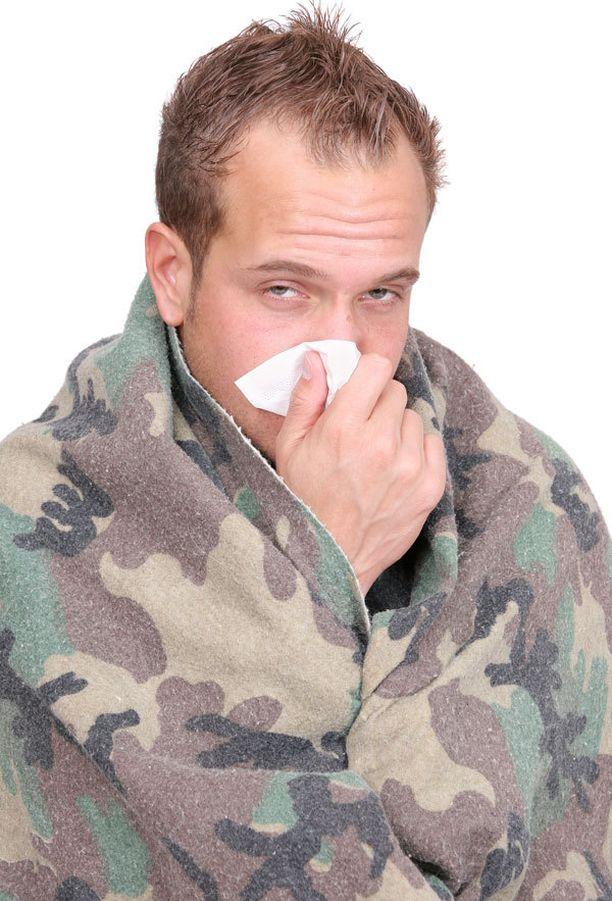 Milloin Flunssa Ei Enää Tartu